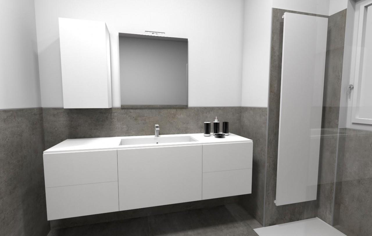 Dimensioni piastrelle bagno u2013 idee immagine mobili