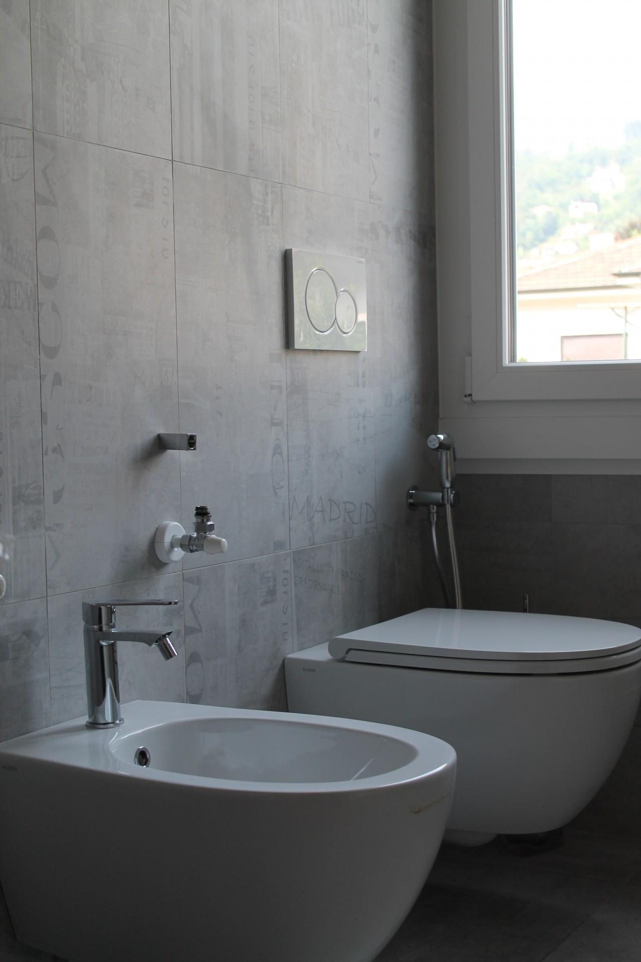 Bagni in gres porcellanato sinergy zero9 - Bagno gres porcellanato ...