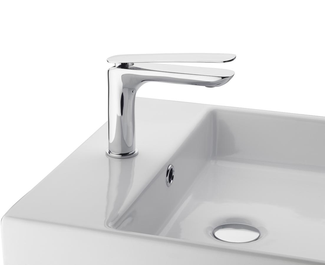 Miscelatori e soffioni sinergy zero9 for Miscelatori bagno